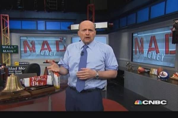 Cramer: HFT is a pest to Wall Street