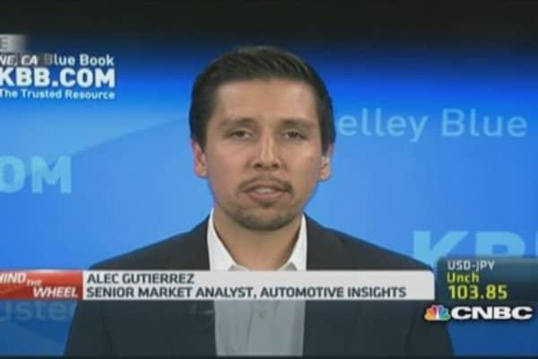 GM CEO 'walking a dangerous line': Pro