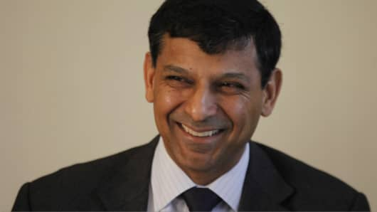 Reserve Bank of India (RBI) Governor Raghuram Rajan