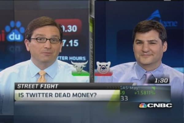 Is Twitter dead money?
