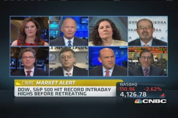 Closing Bell Exchange: US not running like it should
