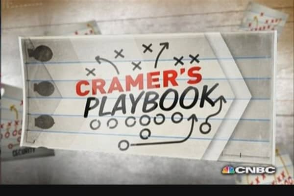Cramer's Playbook: Protect your kids from student loan debt
