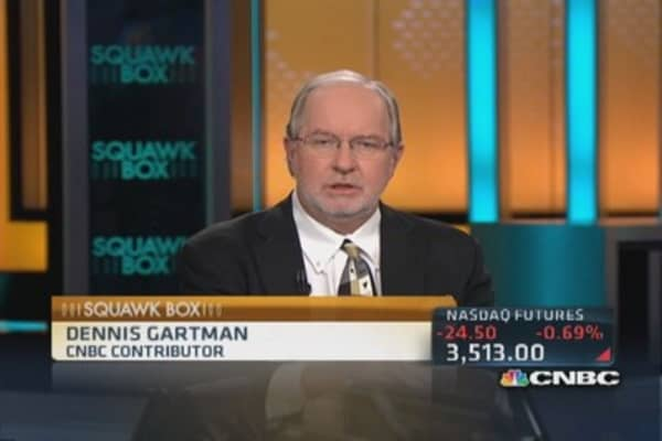 Gartman: Fed empathetic, not going to 3%