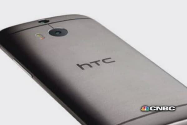 Tech Yeah! HTC's struggle to compete