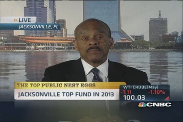 Jacksonville retirement's $2 billion portfolio
