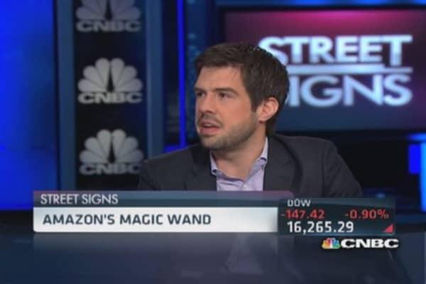 Amazon's magic wand