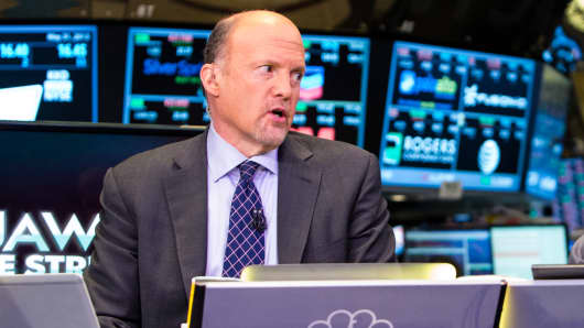CNBC's Jim Cramer.