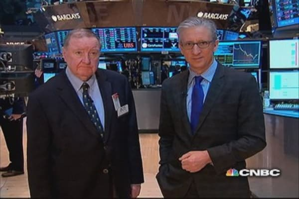 Cashin says: All's quiet on the market front