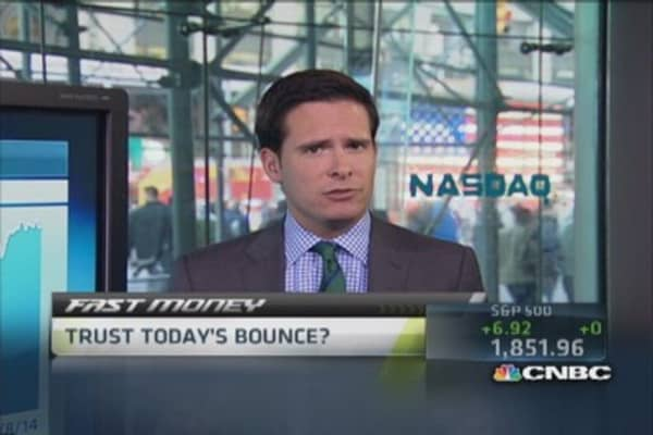Stocks not oversold ... yet: Pro