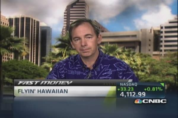 Hawaiian Air expects further growth