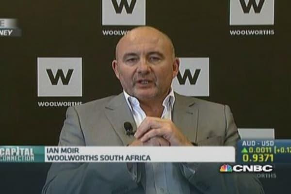 Woolworths: David Jones deal will drive bottomline