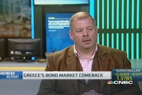 New Greece bond will do 'extremely well': Pro