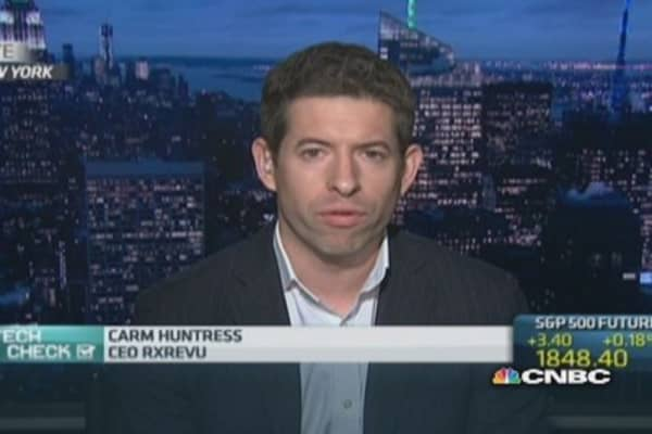 RxRevu solving biggest health care problem: CEO