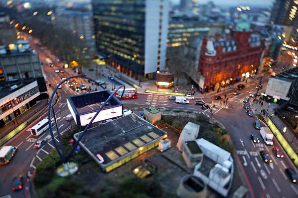 Silicon City, London