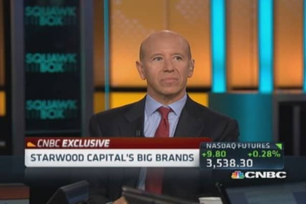Starwood Capital launches two new hotel brands