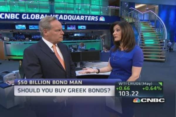 Huge demand for new Greek bond