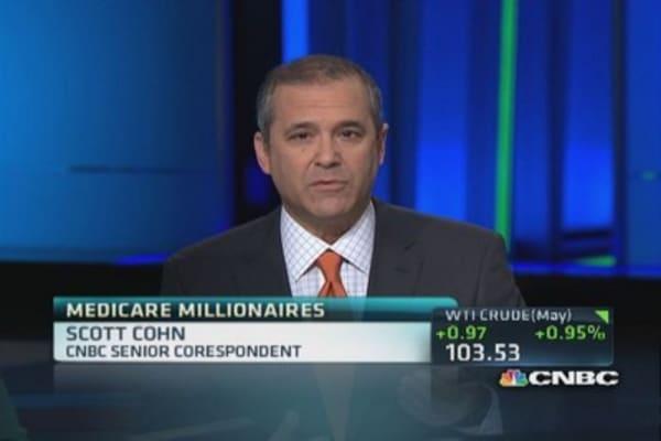 Medicare millionaires