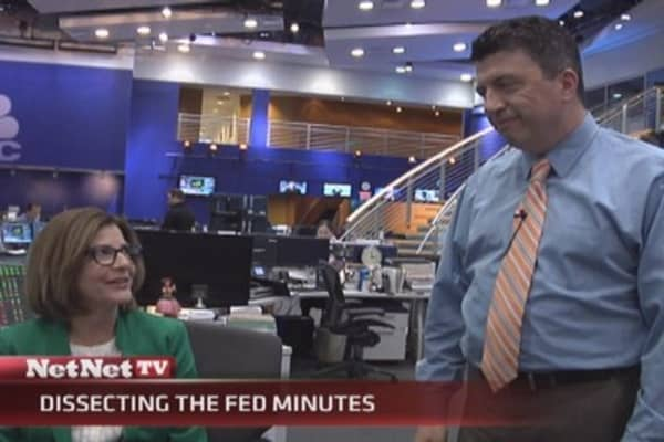 Dissecting Fed minutes
