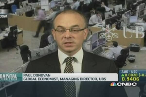 China will not see further stimulus: UBS