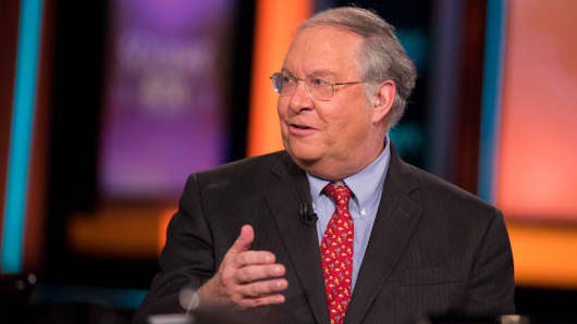Bill Miller, former chairman and chief investment officer of Legg Mason Capital Management.