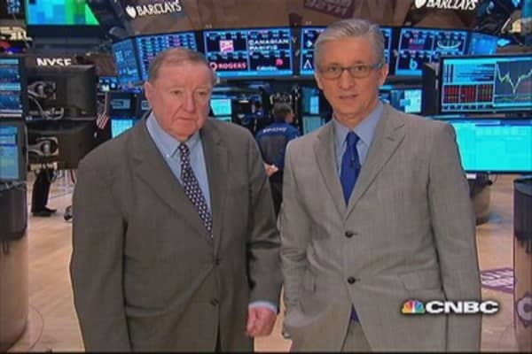 Cashin says: Economy may be sputtering a bit