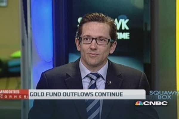 Gold will see 'modest' uptick this year: Pro