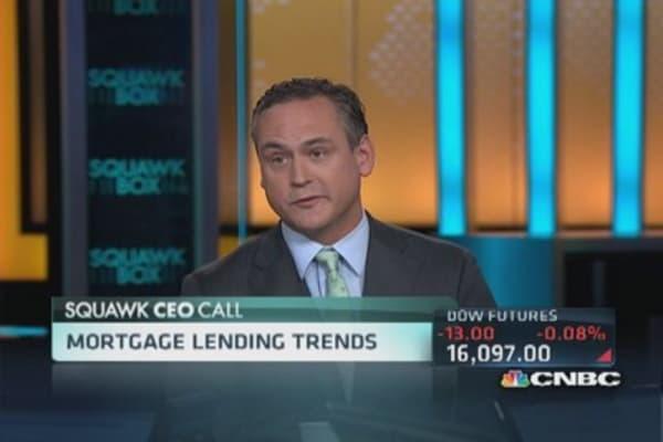 Banks loosening credit grip: CEO
