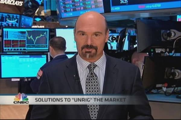 Solutions to 'unrig' the market
