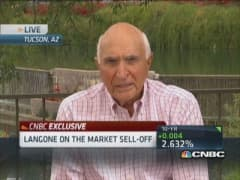 Washington regulation intense & unreasonable: Langone