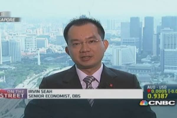 DBS: Take Singapore's Q1 advance GDP lightly