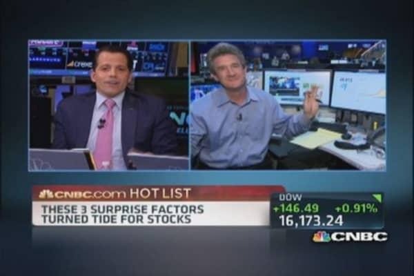 CNBC.com hot list: Hedge fund honcho dodges subway fares
