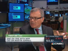 WPP CEO: Evolution of advertising