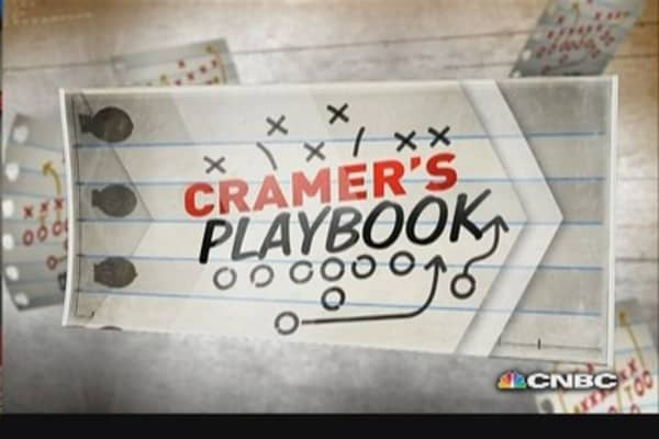Cramer's Playbook: IRA vs. 401(k)
