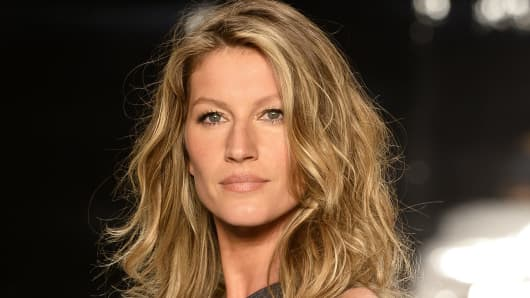 Don't audit me because I'm beautiful. Supermodel Gisele Bundchen recently told a Brazilian news site that she was audited by the IRS after she was listed on Forbes' Supermodel Rich List. The former Victoria's Secret model has been on the Forbes list for seven straight years.