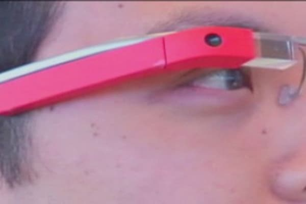 Tech Yeah! Google Glass a work in progress
