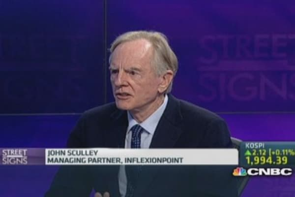 John Sculley: Optimistic on Asia's tech space