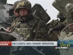 Ukrainians in east feel 'marginalized': Pro