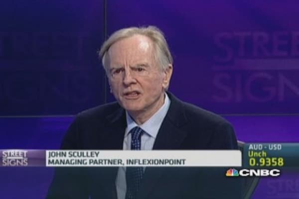 Sculley: Alibaba to remain active in M&A after US IPO