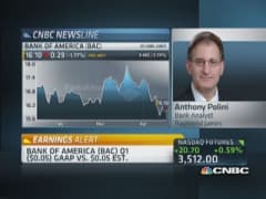 Bank of America's 'noisy' Q1 results: Analyst