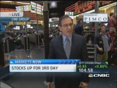 Here's what's driving interest rates: Santelli
