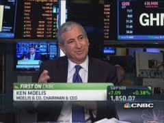 Boutique banking with Moelis & Co.