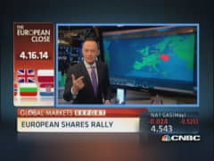 European markets close: Banks drive rally
