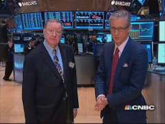 Cashin says 10-year yield ultimate market test