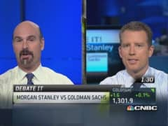 How Goldman Sachs & Morgan Stanley compare