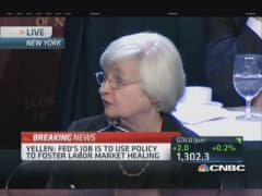 Yellen: Will protect inflation if rises above 2%