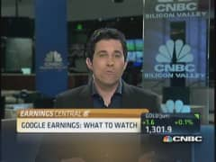 Earnings preview: GOOG & IBM