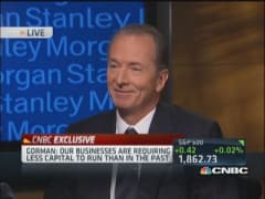 Morgan Stanley CEO: Care deeply about how employees feel
