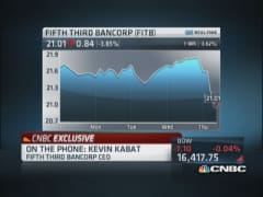Fifth Third CEO: Regulatory environment challenging