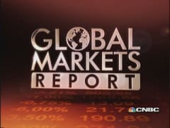 European markets close: Focus on Ukraine