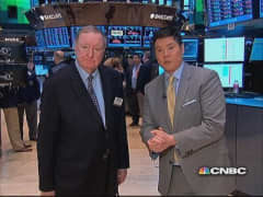 Cashin says: Liquidity selloff gone